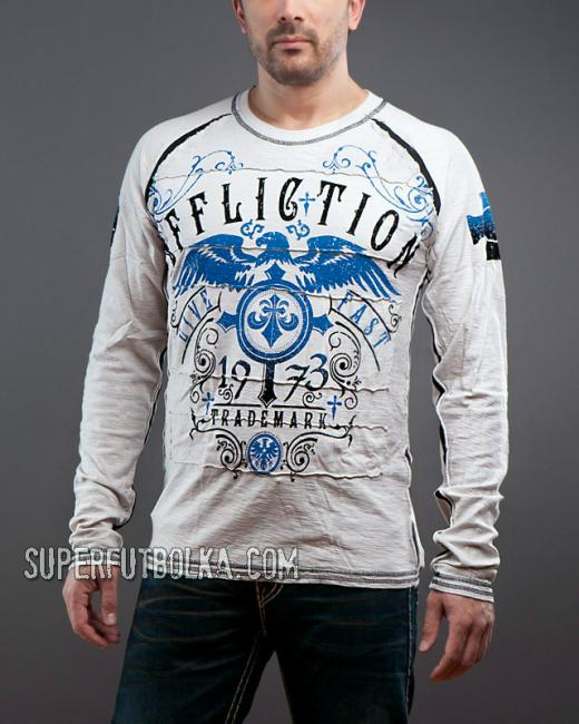 Мужской реглан AFFLICTION, id= 4823, цена: 2085 грн