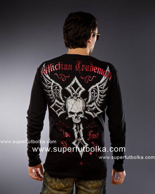 Мужской свитер AFFLICTION, id= 4064, цена: 2100 грн