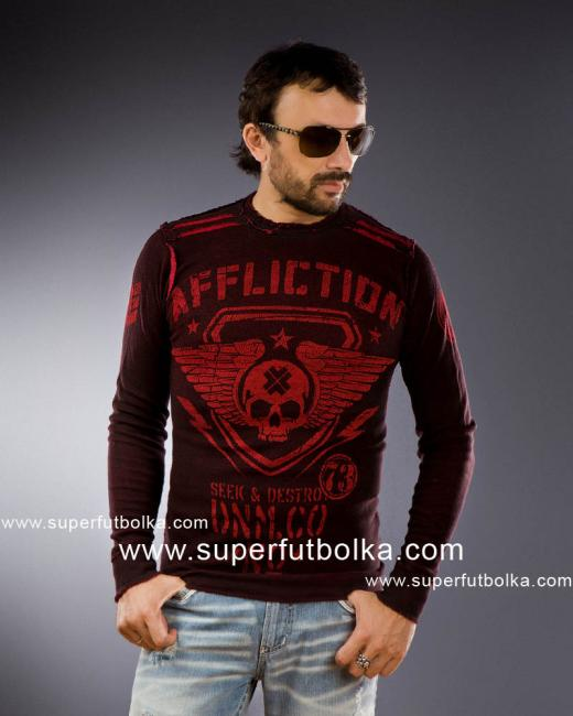 Мужской свитер AFFLICTION, id= 4045, цена: 1690 грн