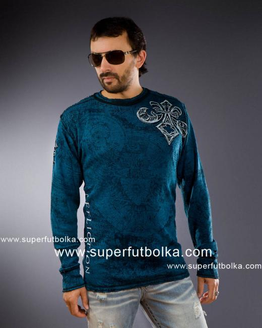Мужской свитер AFFLICTION, id= 4023, цена: 2100 грн