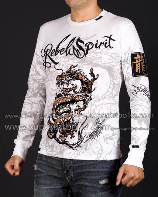 Мужской свитер REBEL SPIRIT, id= 3276, цена: 2575 грн